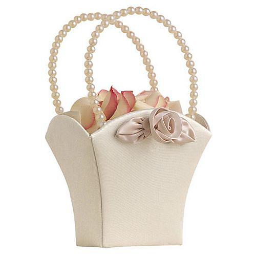 элегантность цвета слоновой кости корзину девушки цветка Lightinthebox 496.000