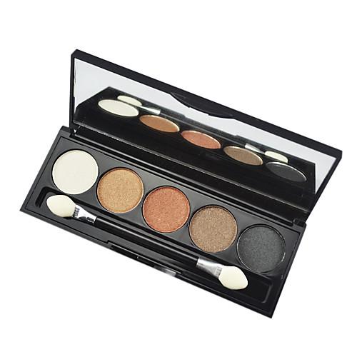 5 цветов макияжа тени палитра со свободными кисти Lightinthebox 188.000