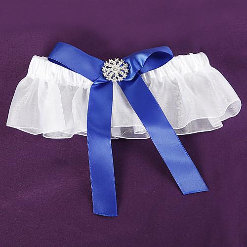 великолепием королевского синего свадьбу подвязку Lightinthebox 128.000