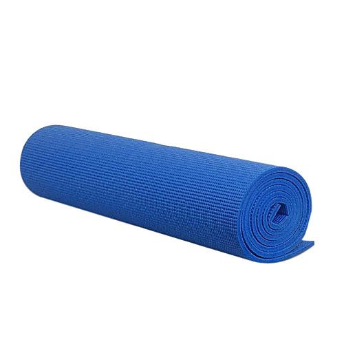 Экстра плотный, нескользящий, экологичный коврик для йоги и пилатеcа, 8 мм