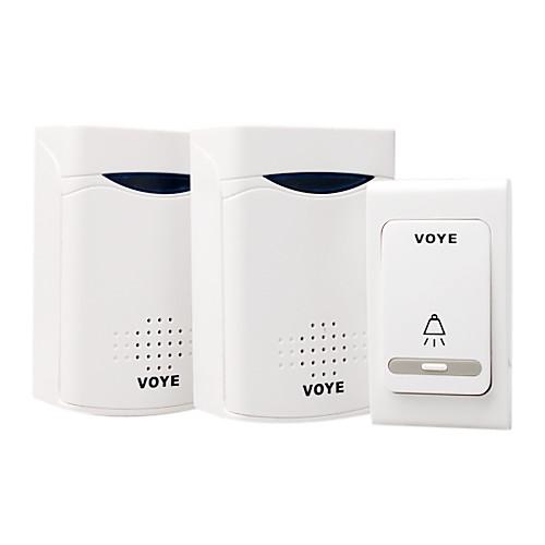 домашней безопасности цифровой беспроводной дверной звонок с 38 мелодиями (2шт) Lightinthebox 300.000