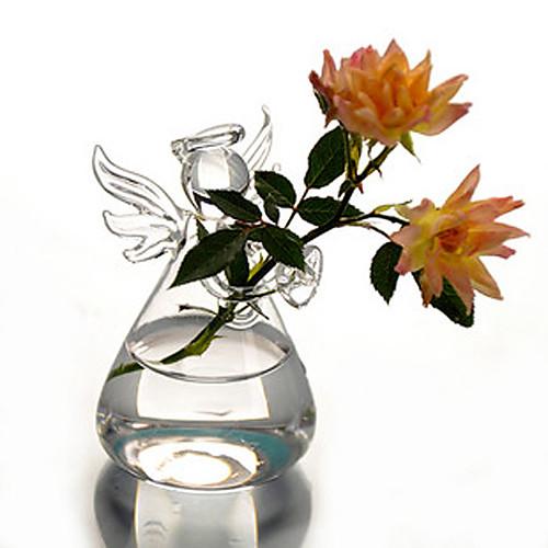 стеклянная ваза ангел Lightinthebox 158.000