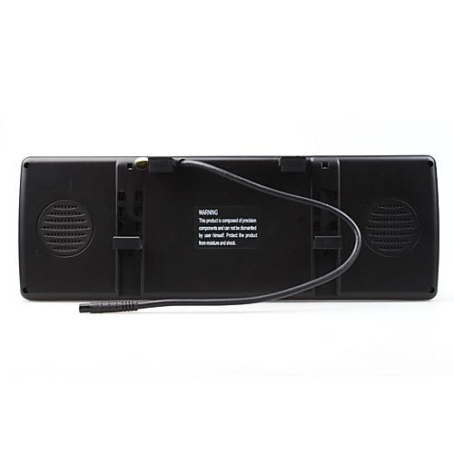 Автомобильный монитор заднего обзора с 7