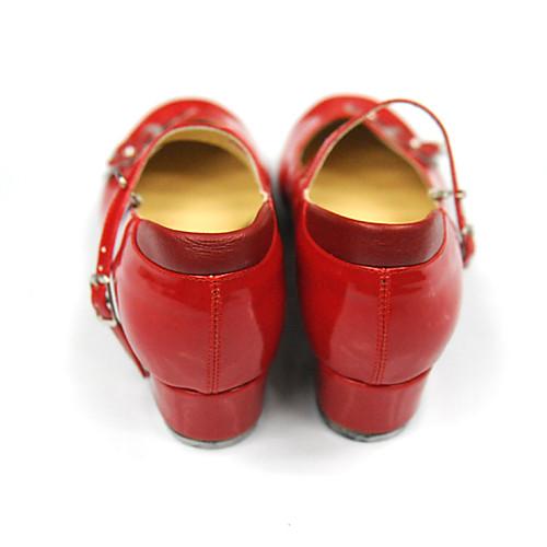 бального крана лакированные туфли верхней танцевальной обуви для женщин / Дети крана включены больше цветов Lightinthebox 1288.000