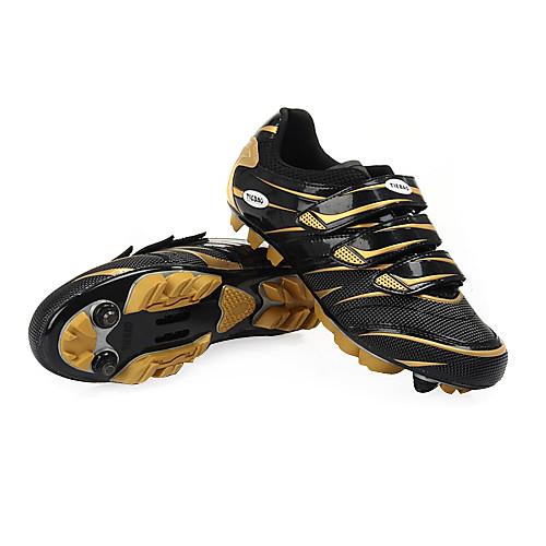 Спортивная кожаная обувь для велоспорта с подошвой из стекловолокна Lightinthebox 2362.000