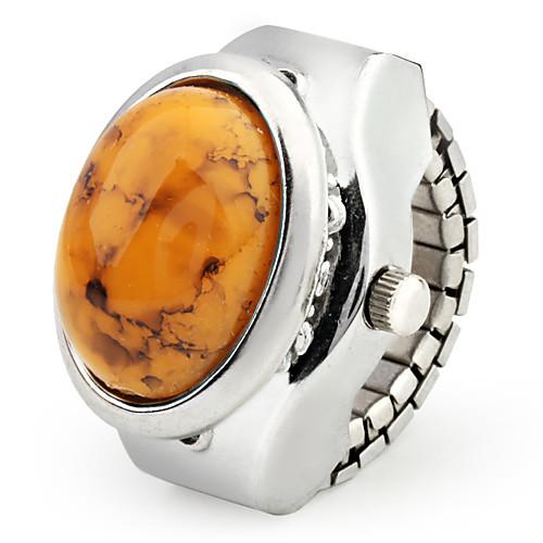 Часы-кольцо с овальным камнем Lightinthebox 214.000