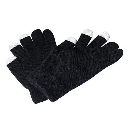 Чувствительные перчатки для iPhone, iPad и прочих устройств с сенсорным дисплеем Lightinthebox 128.000