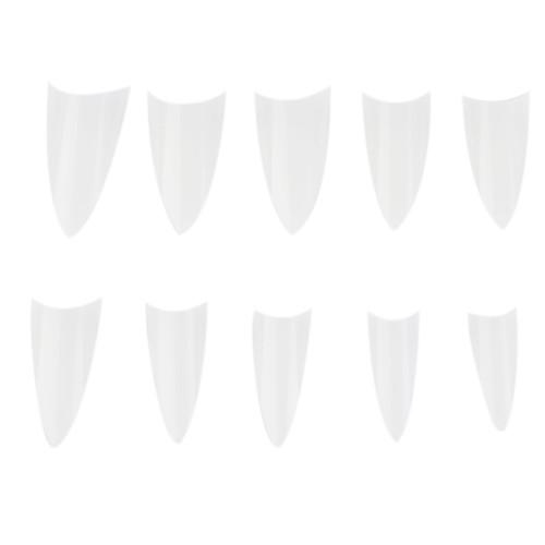500pcs профессиональный французский ложные советы ногтей акриловые искусство Lightinthebox 343.000