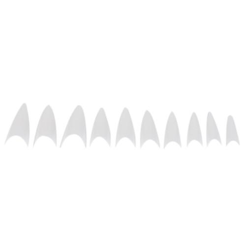 профессиональные французские ложные советы акриловых ногтей искусство Lightinthebox 214.000
