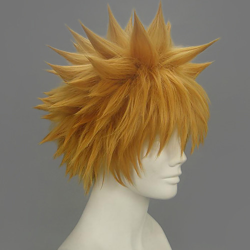 Ичиго Куросаки косплей парик Lightinthebox 687.000