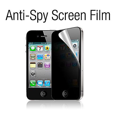 Анти-шпионская защитная пленка  ветошь для  iPhone 4 и 4S Lightinthebox 171.000