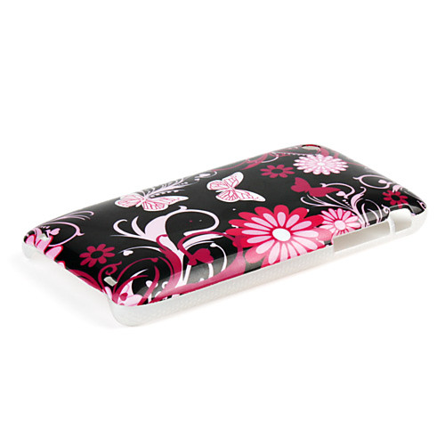 Защитный чехол с бабочками для iPhone 3G, 3GS Lightinthebox 128.000