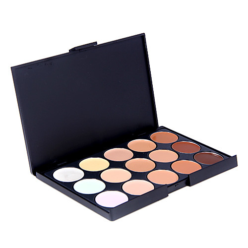 15 цветов профессиональный естественно консилер Lightinthebox 343.000