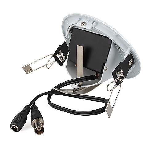 горизонтальные и вертикальные регулируемые все наблюдения металла IP-камера (360 градусов) Lightinthebox 1417.000