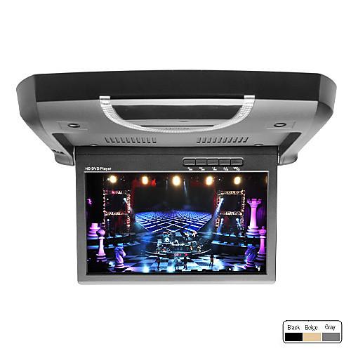 9-дюймовый потолочный DVD-плеер автомобиля (FM, ИК-передатчик, игры, SD, USB) Lightinthebox