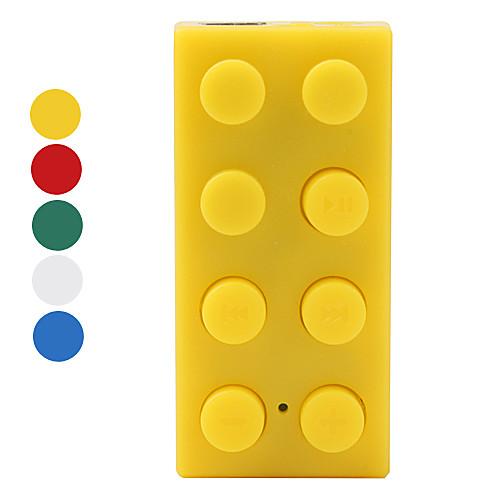 МР3 плеер с поддержкой TF карты. Цвета в ассортименте. В стиле Лего Lightinthebox 343.000