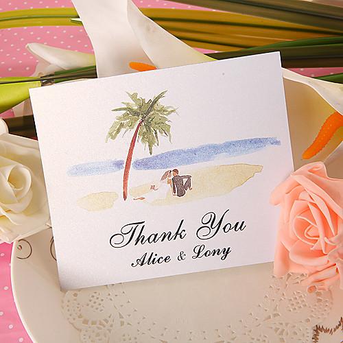Спасибо карты - медовый месяц (набор из 50) Lightinthebox 940.000