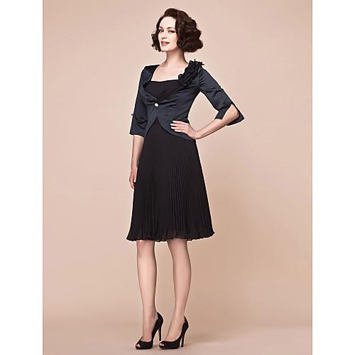 EILIS - Платье для дам из шифона и атласа Lightinthebox 4296.000