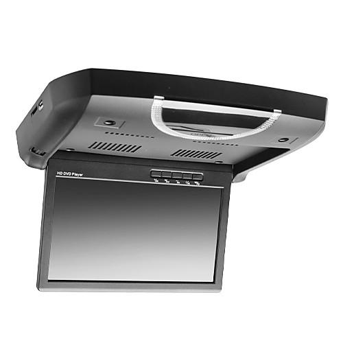 9-дюймовый потолочный DVD-плеер автомобиля (FM, ИК-передатчик, игры, SD, USB)