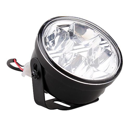 автомобиль дневного света (2 шт, 4 светодиода, белый свет, водонепроницаемый) Lightinthebox 515.000