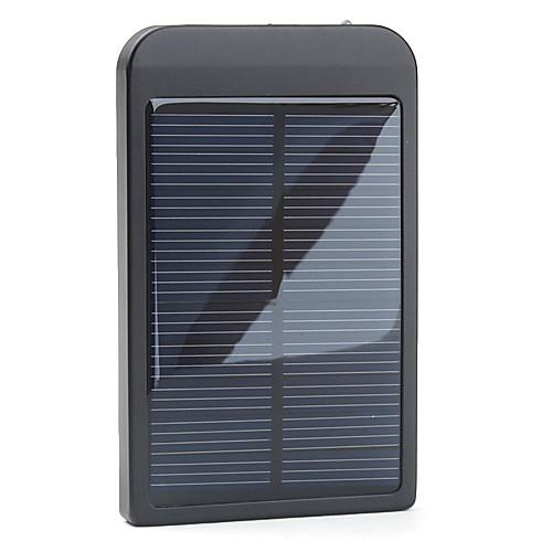солнечных батарей и зарядное устройство для iphone, Ipod, Samsung BlackBerry смартфоны HTC (разные цвета, 2600mAh) Lightinthebox 556.000