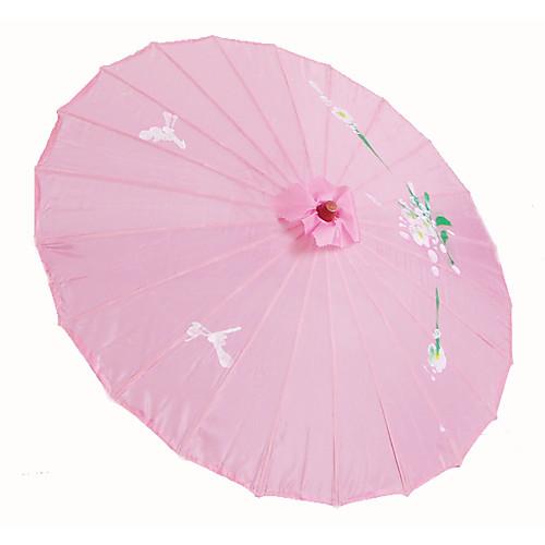 розовый зонтик шелка Lightinthebox 168.000