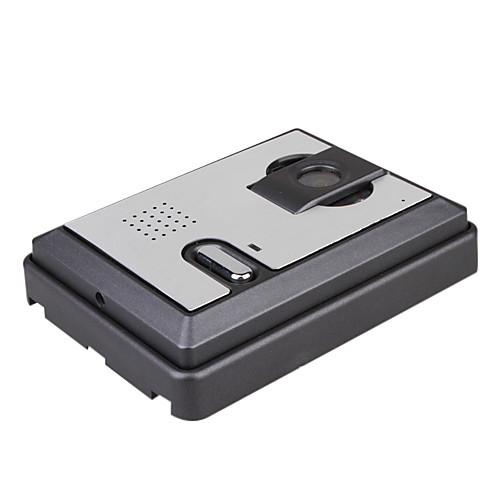 три 2.4GHz беспроводной 3,5-дюймовый сенсорный экран монитора видео домофон с камерой Lightinthebox 9882.000