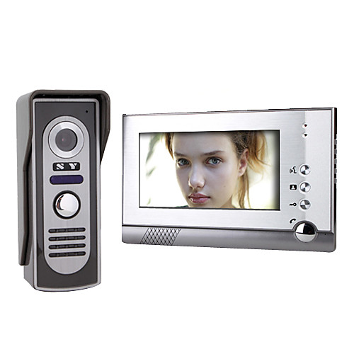 Видеодомофон 7