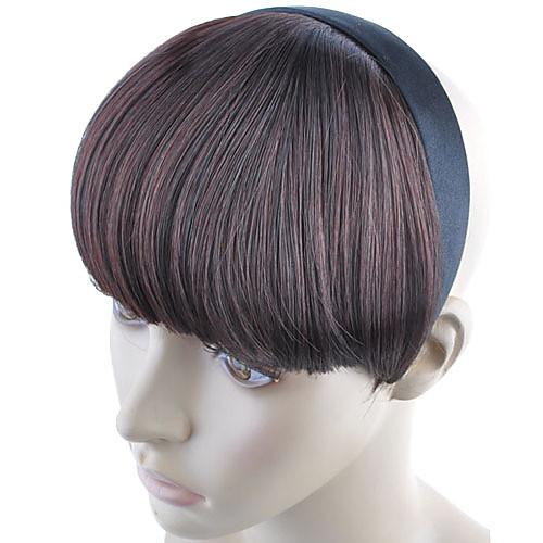оголовье стиле синтетический взрыв волос - 4 цвета Lightinthebox 343.000