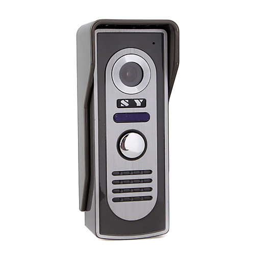 два водонепроницаемой камерой с 7-дюймовый цветной TFT LCD видеодомофон система внутренней телефонной Lightinthebox 4726.000