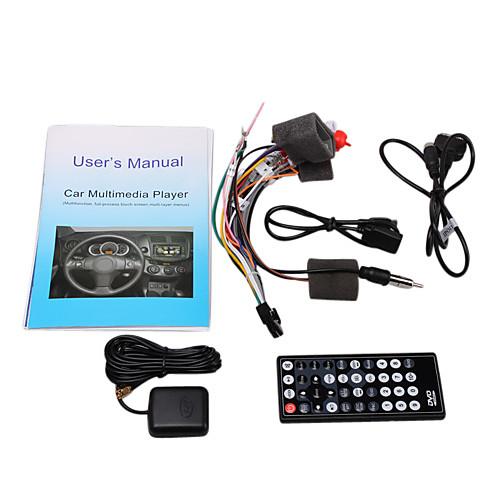 7-дюймовый DVD-плеер автомобиля для Honda Civic 2006-2011 (GPS, Bluetooth, TV) Lightinthebox 12031.000