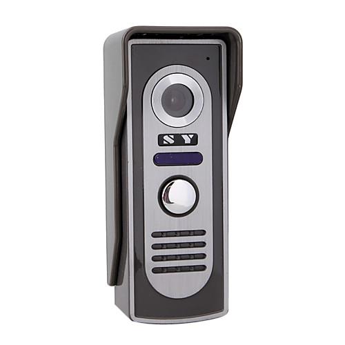 7-дюймовый цветной TFT LCD видео домофон домофон (1 камера с 3-монитор) Lightinthebox 10312.000