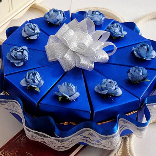 синяя коробка пользу торт с кружевом (набор из 10) Lightinthebox 198.000