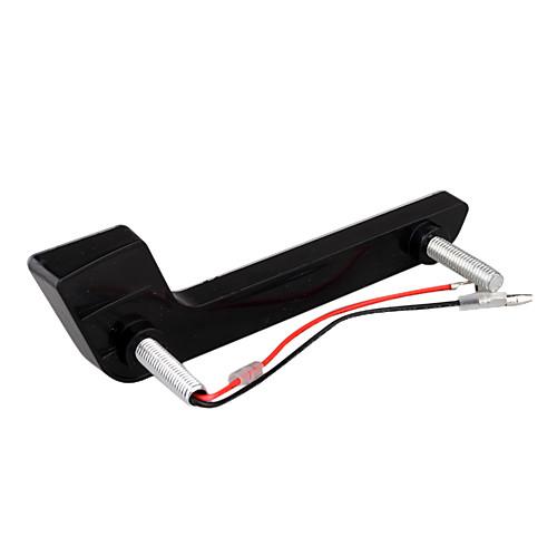 автомобиль дневного света (2 шт, 8 LED, белый свет, водонепроницаемый) Lightinthebox 687.000