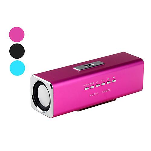 USB Dock музыка ангел спикер JH-MAUK2 портативный мини Поддержка FM, MicroSDHC TF карта, USB Flash Drive (разных цветов) Lightinthebox