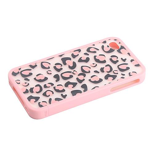 Защитный поликарбонатный бампер и задняя крышка для iPhone 4 и iPhone 4S (сердца) Lightinthebox 188.000