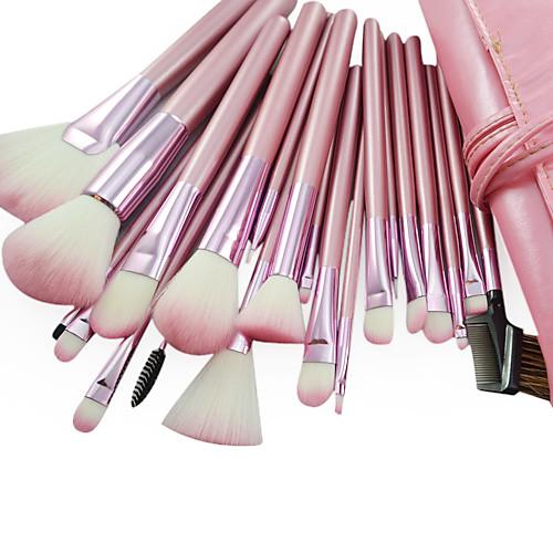 Профессиональный набор кисточек для макияжа в милом чехле (22 кисти) Lightinthebox 1718.000