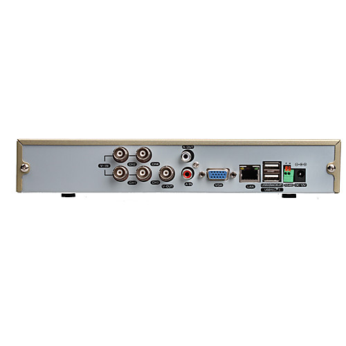Система наблюдения, 4CH DVR Kit Lightinthebox 8593.000