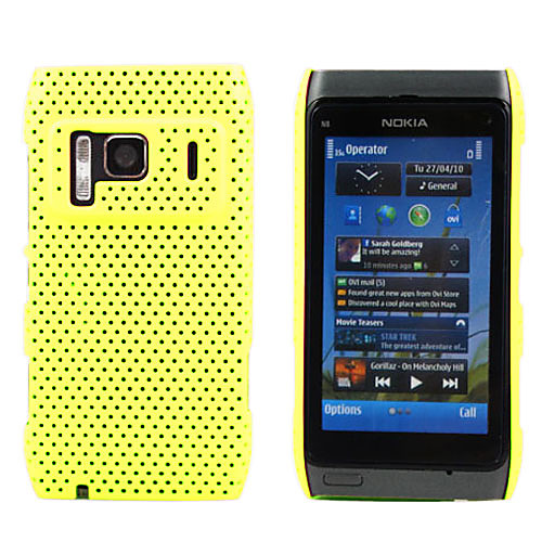 Жесткая задняя крышка для Nokia N8-00 (разные цвета) Lightinthebox 128.000