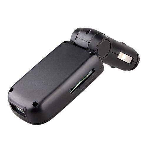 автомобиль mp3 плеер (FM модулятор, USB / TF / SD, дистанционное управление) Lightinthebox 300.000