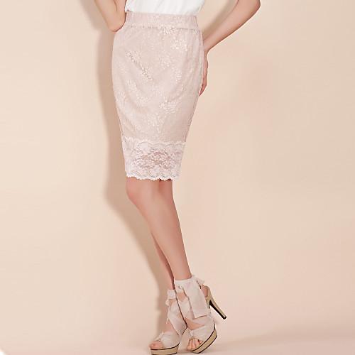 ц ткань кружева цветы юбка Lightinthebox 1116.000