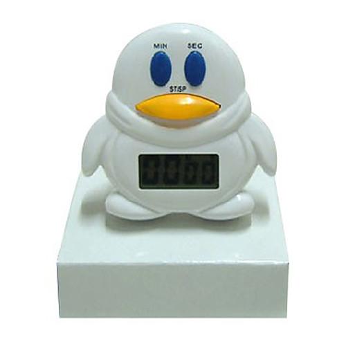 Пингвин дизайна магнитных кухне приготовление пищи цифровой таймер Lightinthebox 214.000