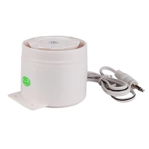 Система домашней сигнализации GSM 2 проводные зоны и 12 беспроводных зон (приложения iOS для GSM сигнализаций) Lightinthebox 3866.000