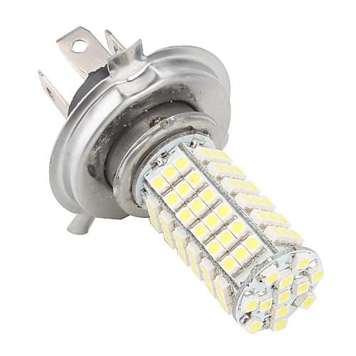 H4 102 SMD белая светодиодная лампа 350 люмен Lightinthebox 257.000