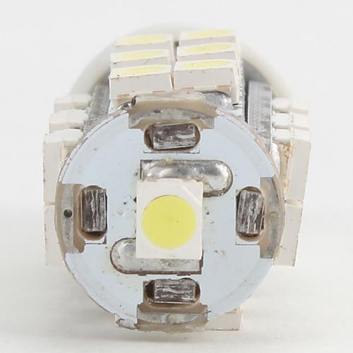 Светодиодная лампа T10 1Вт 25xSMD LED 40лм 5500K теплый белый свет (12В) Lightinthebox 85.000