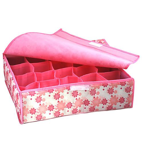 Коробка с 20 отсеками для хранения нижнего белья Lightinthebox 257.000