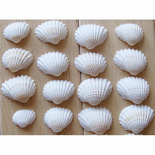 пляж тематический раковины свадьба душ настольные украшения (упаковка из 90) Lightinthebox 122.000