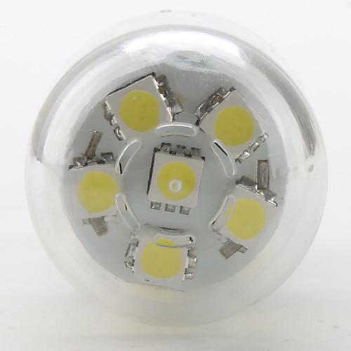 Светодиодная лампа-кукуруза E27 27x5050 SMD 3,5 Вт 300 лм 5500-6500 K естественный белый свет (230 В) Lightinthebox 257.000