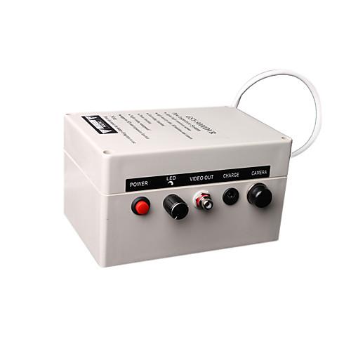 50м кабеля трубой и стеной системы контроля со встроенным DVR и белые светодиоды камеры Lightinthebox 25352.000