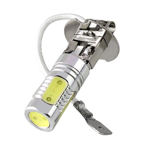 7,5 Вт супер яркий h3 светодиодными фарами дневного света / противотуманных фар автомобиля Lightinthebox 558.000